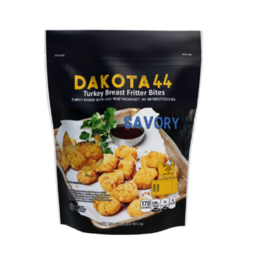 Our Turkey Fritters are always delicious, no matter how you have them! So think beyond dip and top your salad or use it as your crunchy protein for your orange turkey over rice. Better yet, craft your own fritter experience. Each bag weighs 2 lbs.